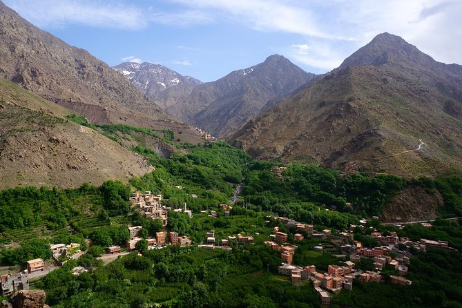 Atlas Mountains and 3 Valleys from Marrakech including Camel Ride, Marrakech, Morocco City, Morocco