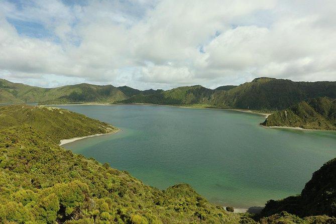 Lagoa do Fogo Walking Tour with Lunch from Ponta Delgada, Ponta Delgada, PORTUGAL