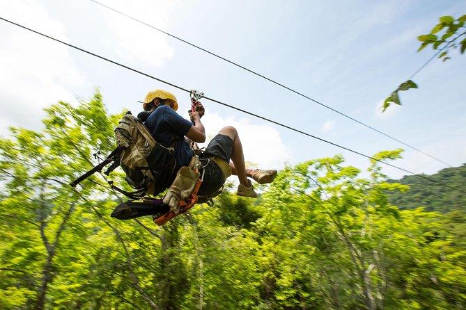 MÁS FOTOS, Zipline Canopy Tour in Jaco