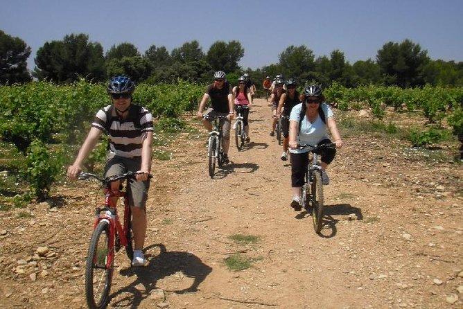 Mountain biking, Marsella, FRANCE