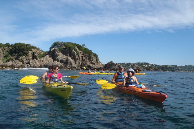 The Kayak is the best way to discover the Green Island (Ile Verte), the Eagle Beak (Bec de l'Aigle) and the Mugel Creek (Calanque du Mugel), evolving over the water enjoying the unic point of view.A map and explainations will be provided in order to enjoy as much as possible depending on the weather.All year long it's a great experience and a sweet way to discover this part of the Calanques National Park.The price is for 3 hours. It's an interesting tour that only a boat can provide you those points of view. The meeting point is at EXPENATURE : 168 Avenue Wilson 13600 La Ciotat on the new port just behing the Casino.