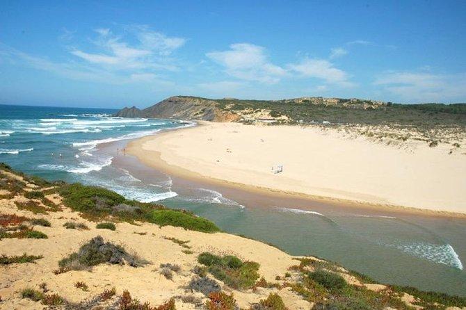 Full-Day Algarve Tour by Convertible Cabrio from Portimão, Portimao, PORTUGAL