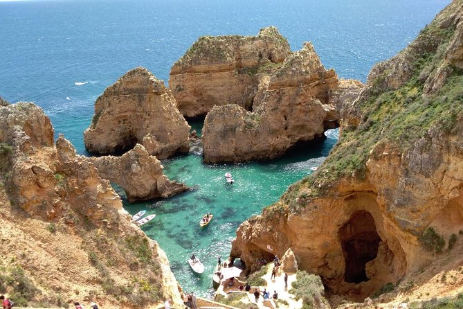 Lagos and Ponta da Piedade Private Tour by Convertible from Portimão and Alvor, Portimao, PORTUGAL