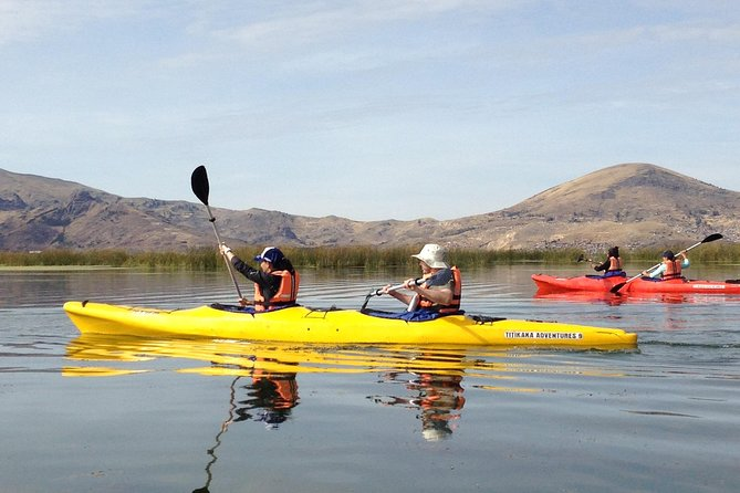 2-Day Amantani Homestay Including Kayak Experience, Puno, PERU