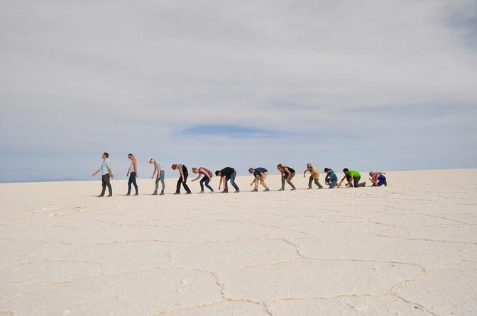 3-Day Uyuni Salt Flats Air-Expedition, La Paz, BOLIVIA