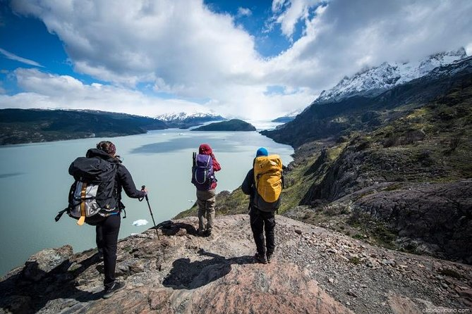 Built for physically-active travellers, this circuit takes you to the heart of the wild Torres del Paine National Park in Chile, one of the world's most spectacular trekking areas. Zigzag across the Cordillera del Paine, viewing high mountain peaks, tumbling glaciers, brilliant blue and green lakes, and native Lenga forests along the way. <br><br>The W name comes from the formation of a perfect W when joining the trails that access to the 3 highlights in the Circuit: Base Torres, French Valley and Grey Glacier.<br><br>Make your ascent to the base of Torres del Paine with its monumental peaks towering over glacier lakes and a rocky moraine. Trek through the stunning French Valley to reach Grey Lake, with spectacular views of the Grey Glacier. Sleep in 'Refugios' or campsites amongst superb mountain sceneries, and absorb the peaceful vibe of this pristine national park with vibrant flowers and crisp mountain air.