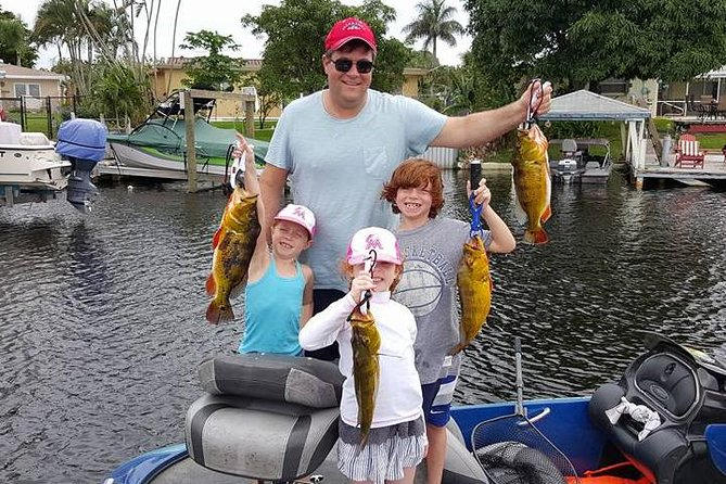 MÁS FOTOS, All Day Bass Fishing Trip near Boca Raton