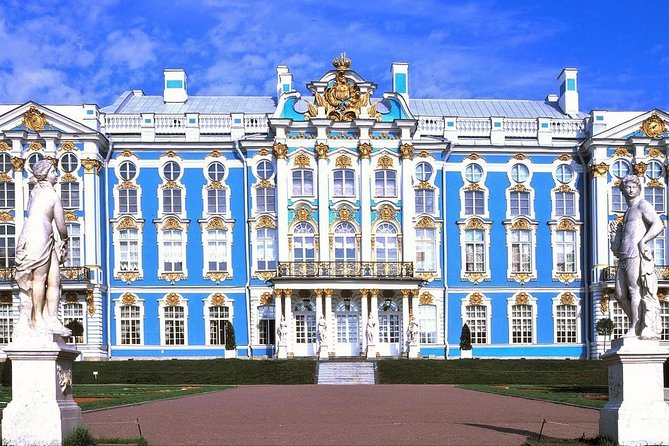 Private Tour of Tsarskoe Selo - Catherine Palace and Park with Hotel Pickup, San Petersburgo, RÚSSIA