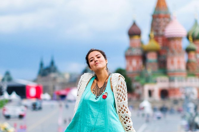 Moscow Must-Sees Private Tour with Local Expert Guide, Moscow, RUSSIA