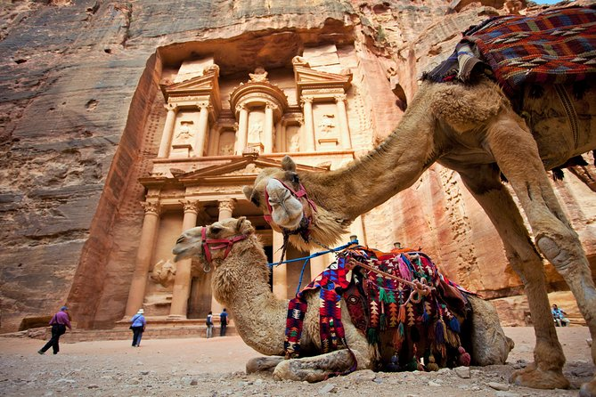 Petra Day Tour- Best of Petra Tour From Amman with Guide and Lunch Included, Aman, Jordânia