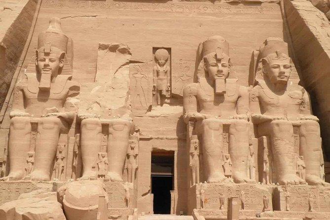 MÁS FOTOS, Excursión de 9 días en Egipto: pirámides de El Cairo y crucero por el Nilo desde Lúxor a Asuán y Abu Simbel