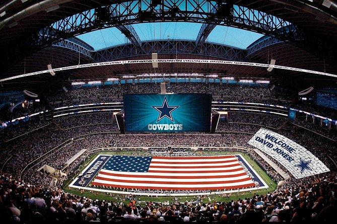 MÁS FOTOS, Small-Group Dallas Cowboys Stadium Tour with Transportation