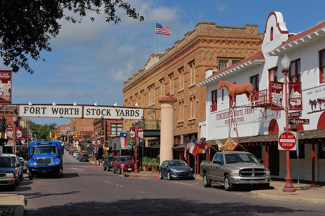 MÁS FOTOS, Small-Group Dallas and Fort Worth City Sightseeing Tour