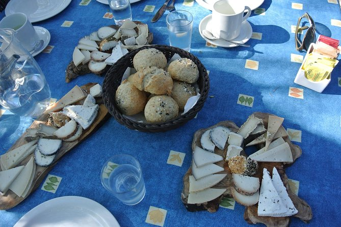 This is the only tour in the region that has you tasting award winning goat's cheeses, sample wine from boutique producers and have a delicious home cooked Galilean lunch. You will also see a part of the Galilee that you wouldn't otherwise be able to see. <br><br>We have an optional addition to visit an olive press and in season (mid October - end of November) you can go into an olive grove and pick olives with a local family in their field.<br><br>This is a food and culture trip like no other.