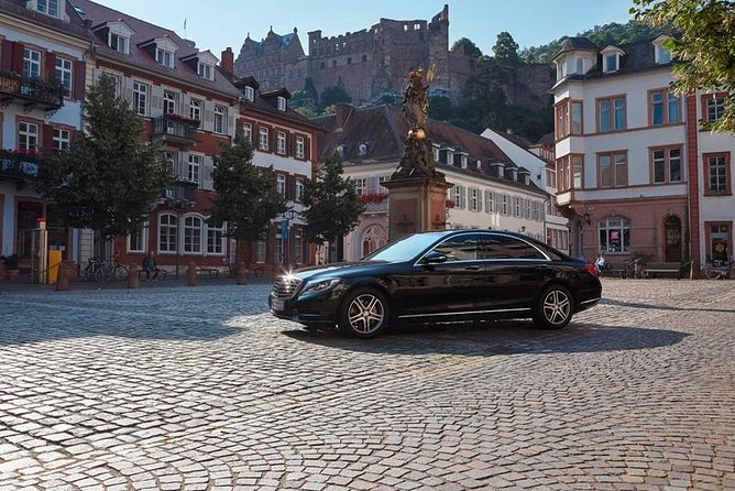 Private day excursion from Heidelberg with Mercedes S-class, Heidelberg, Alemanha