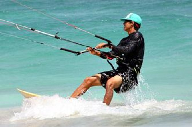MORE PHOTOS, Group Kiteboarding Lesson in Tulum