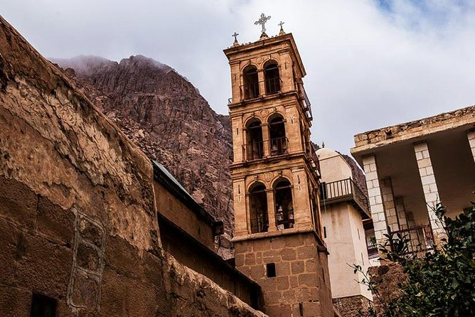 St. Catherine Monastery is an Orthodox Greek monastery within its amazing walls rests a citadel like no other, incredibly rich in important religious and historical structures.<br>