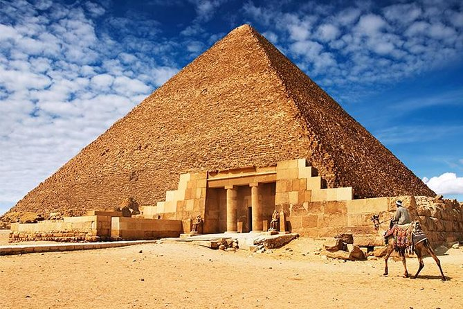 Leaving your ship in Port Said, you will escape for the day to Cairo to the Great Pyramids of Giza and the Great Sphinx, as well as visit the famous Egyptian Museum, full of antiquities from all over Egypt. You will get a glimpse of modern Cairo along the way.