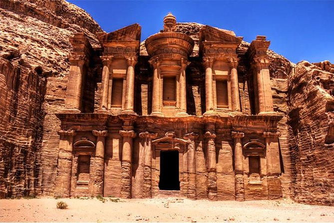 Visit Petra Tour from Aqaba Port, Aqaba, Jordan