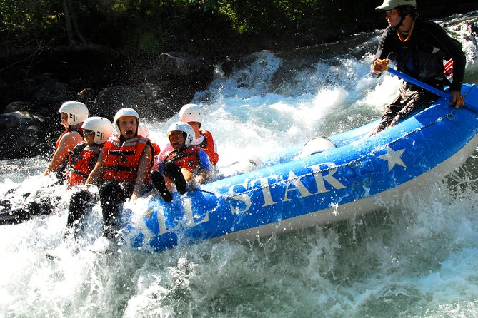 Private Half-Day Whitewater Rafting in the Gorge, ,