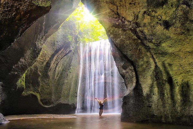 Start your adventurous trips in Bali to visit the best waterfalls. They are Tibumana waterfall, Tukad Cepung waterfall, and Tegenungan waterfall. These waterfalls will give you such an unforgettable experience in swimming and pictures.