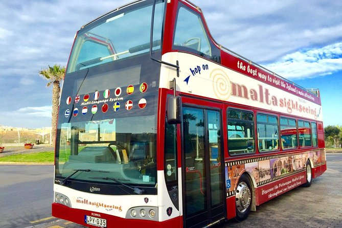 Enjoy Malta's Southern Area Hop On Hop Off Tour.<br><br>Your open-top bus tour takes you to all of the Southern famous landmarks and reveals Malta's colorful history. The tour offers you an audio commentary in 16 different languages.