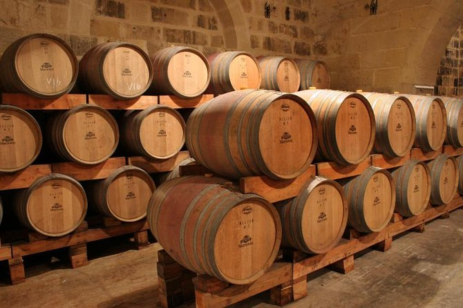 Malta: The Three Cities and Wine Tasting Tour, Mellieha, Malta