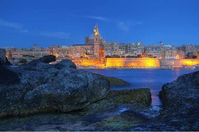 Excursão noturna à Valletta, Mosta e Mdina, Mellieha, MALTA