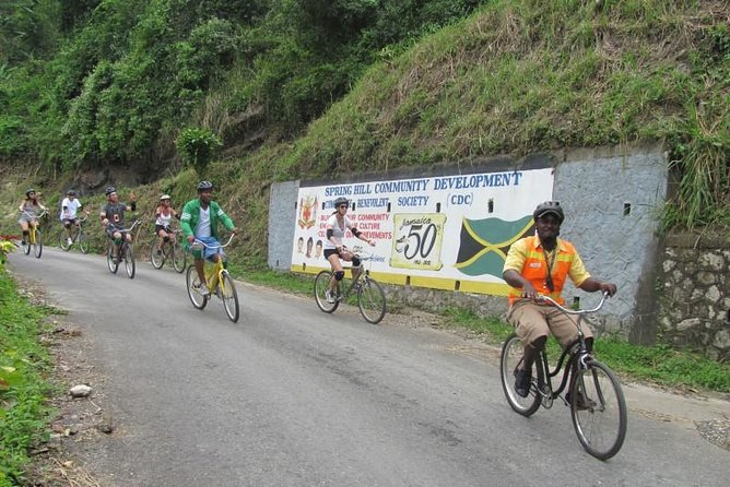 Private Bike Tour of Jamaica's Blue Mountains from Negril and Grand Palladium, Negril, JAMAICA