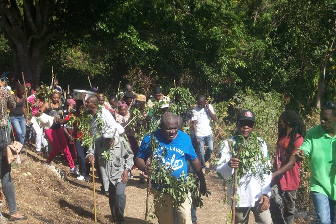 Private Day Trip to the Maroon Village Celebration from Negril, Montego Bay, JAMAICA
