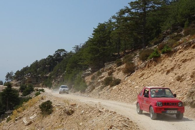 Half-Day Driving Adventure by 4WD Vehicle, Cos, Greece