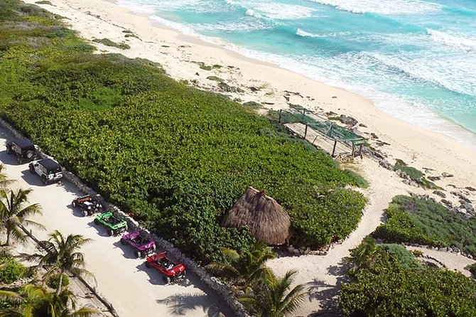 Dune Buggy Adventure in Cozumel with Ferry Ride from Playa del Carmen, Playa del Carmen, Mexico