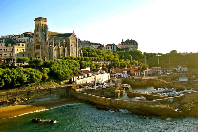 Recorrido histórico a pie de Biarritz, Biarritz, FRANCIA