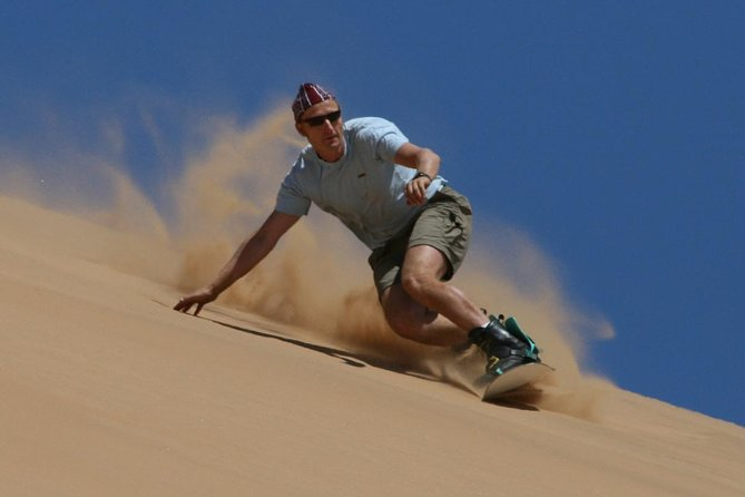 Sandboarding and Quad Biking Full Day Tour from Cape Town, Cidade do Cabo, África do Sul