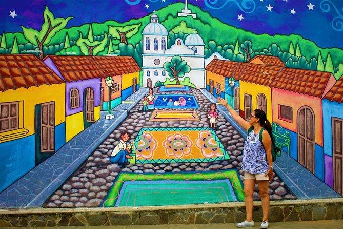 MORE PHOTOS, Ruta de Las Flores People volcanoes colonial towns