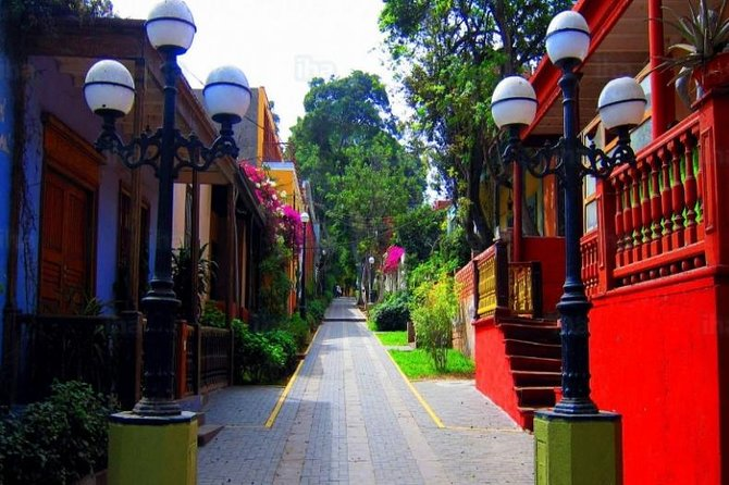 MORE PHOTOS, Private Walking Tour in Miraflores & Barranco