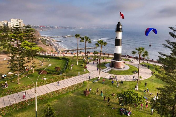 Private Walking Tour in Miraflores & Barranco, Lima, PERU