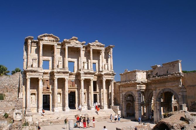 Visita guiada de medio día a Éfeso desde Kusadasi, Kusadasi, TURQUIA