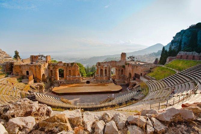 MÁS FOTOS, Catania Shore Excursion: Catania to Taormina and Castelmola