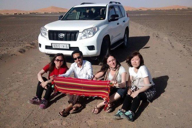 Excursión privada de exploración del Sáhara desde Marrakech a Fez en 4x4, Fez, MARRUECOS