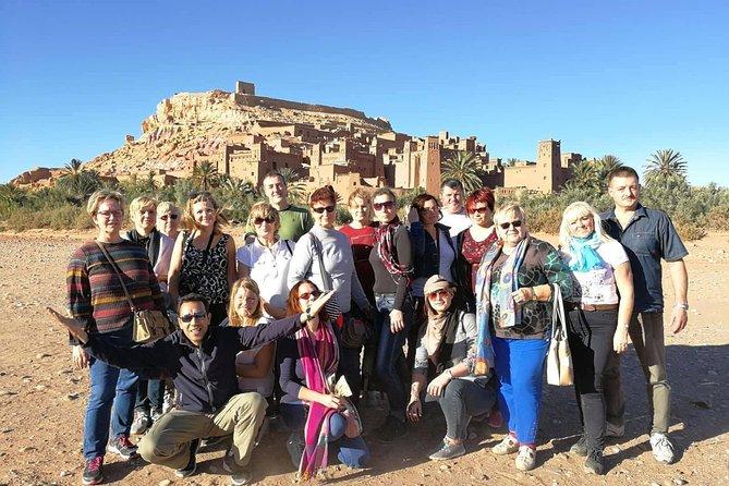 Excursão particular: excursão de Fez a Marraquesh em 3 dias no deserto do Saara, ,