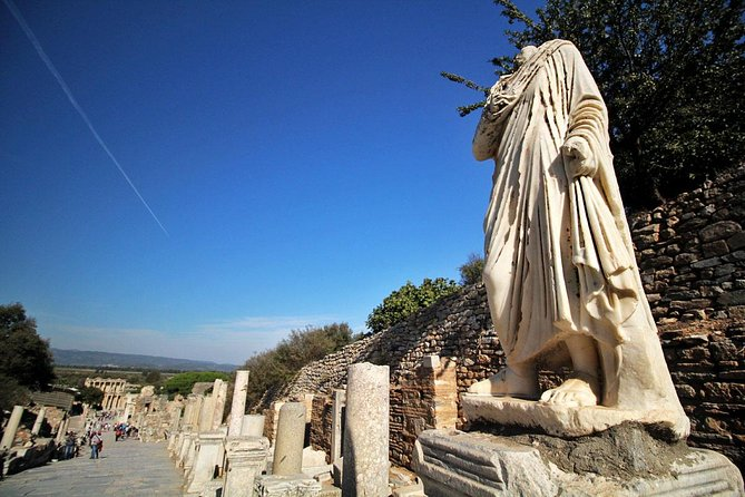 Private Ephesus St John Tour Half Day From Kusadasi, Kusadasi, TURQUIA