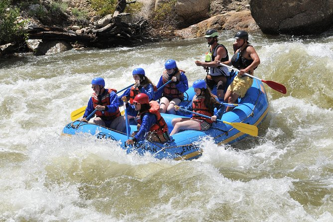 MAIS FOTOS, Half-Day Browns Canyon Rafting Experience