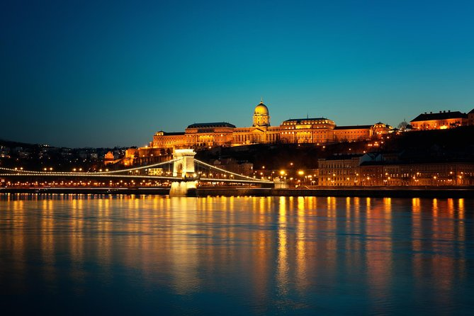 Enjoy a beautiful and relaxing introduction to Budapest on this 1-hour, evening sightseeing cruise. See the many famous buildings along the river (the Banks of the Danube is a UNESCO World Heritage Site) with a beverage in hand. Not guided tour, but brochure available. Audioguide as extra available.
