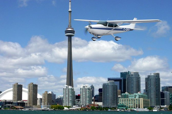 MÁS FOTOS, Taxi aéreo y recorrido por Toronto - Niagara