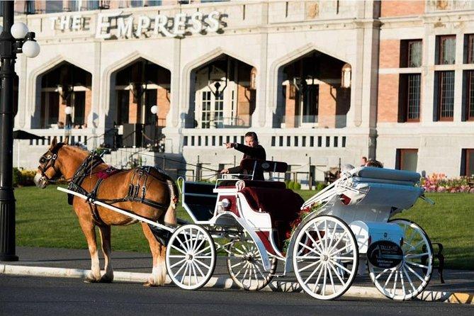 Victoria Heritage Horse-Drawn Carriage Tour, Isla de Vancouver, CANADA