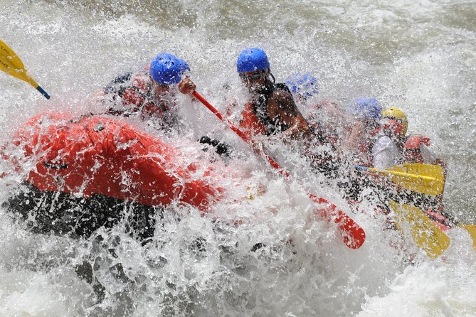 Exciting class 4-5 whitewater rafting trip. Spectacular Colorado scenery including 1100ft deep gorge and rafting under the world's highest suspension bridge. This is a great trip for adrenaline seeking enthusiasts. The Royal Gorge is one of the premier river trips offered anywhere.