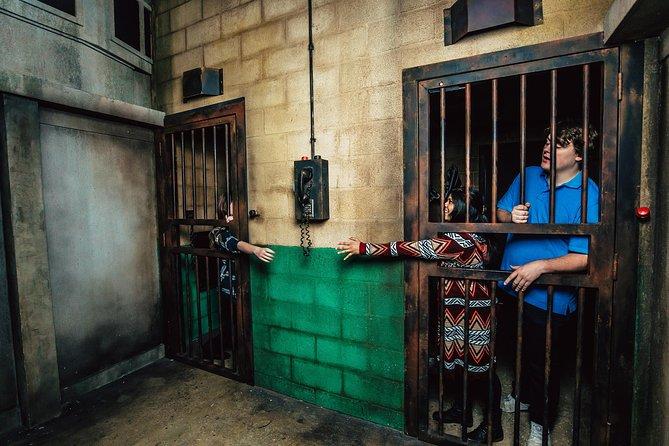 Prison Break Escape Room, Houston, TX, ESTADOS UNIDOS