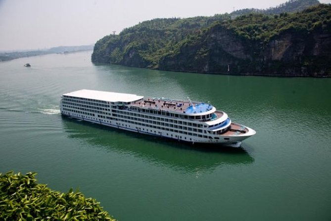 3-Night President 7 Yangtze River River Cruise Tour From Chongqing to Yichang, Chongqing, CHINA