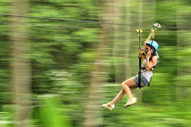 Full-Day Hike and Zipline Tour in Mae Sa Valley from Chiang Mai, Chiang Mai, Thailand